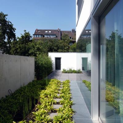Garten H Foto: © Manos Meisen